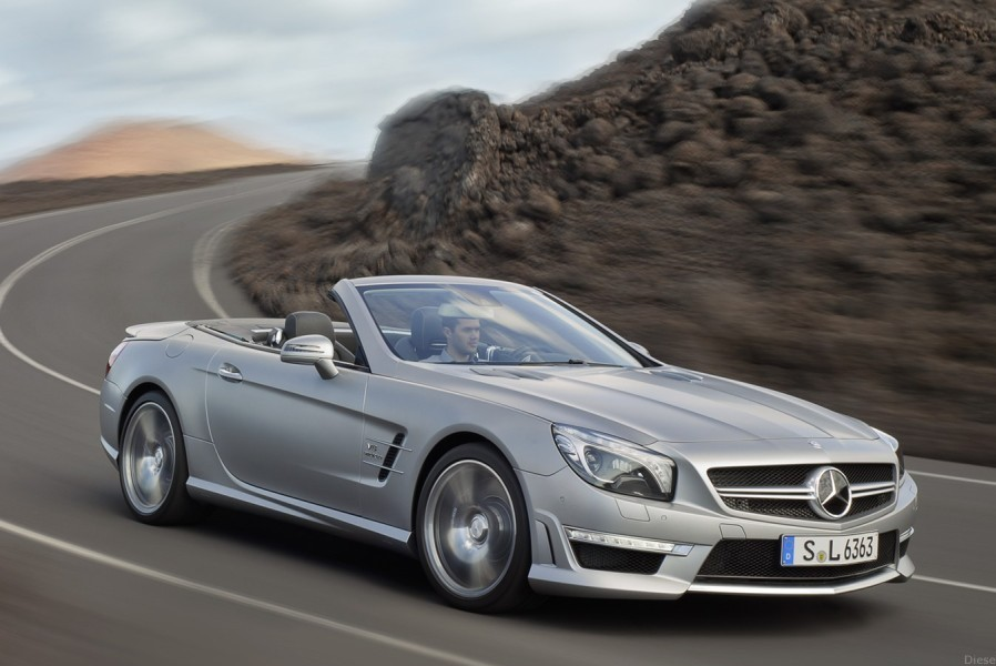 Mercedes-Benz-AMG-Convertible-SL63-Wallpapers