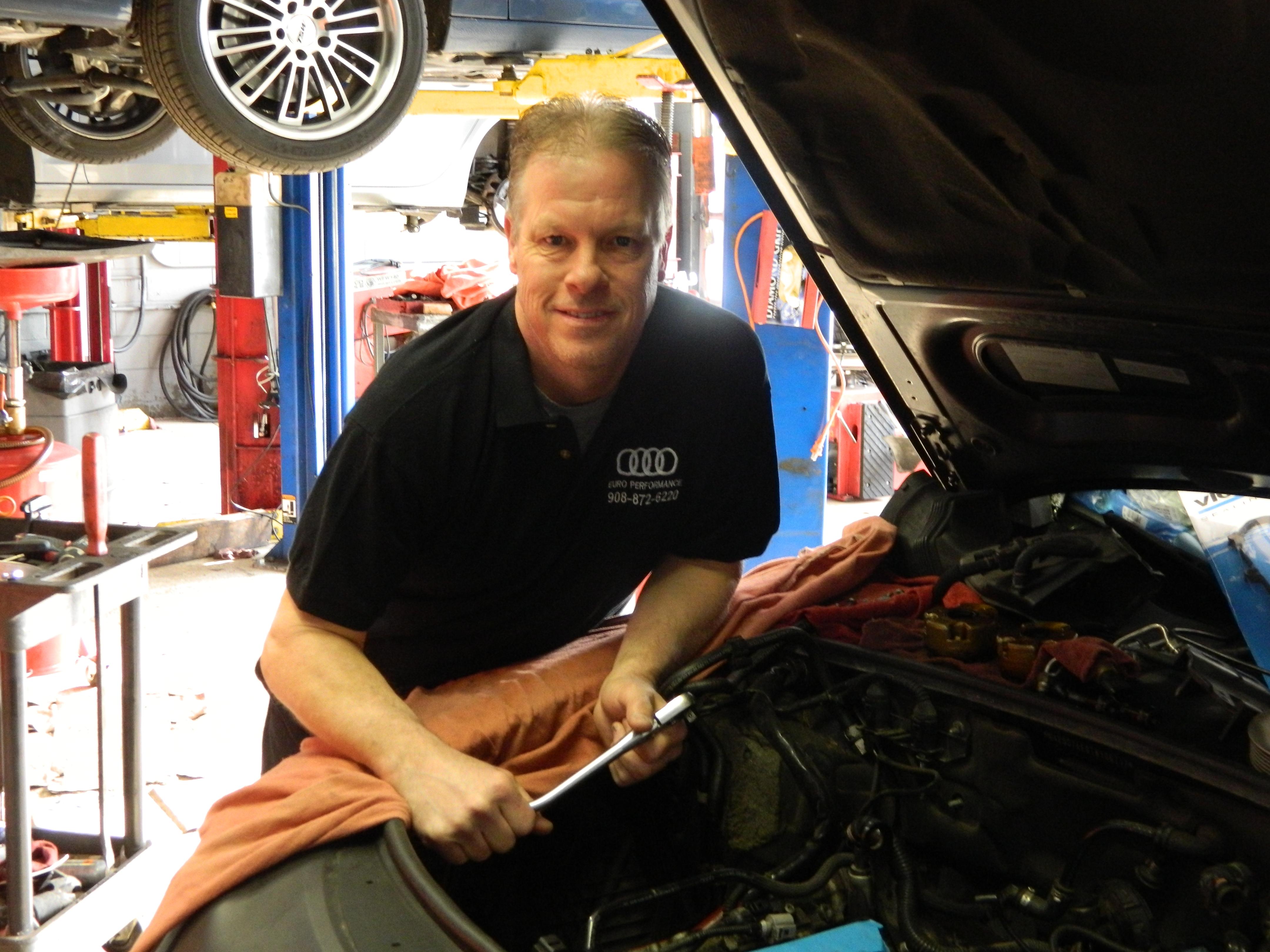 Audi Technician
