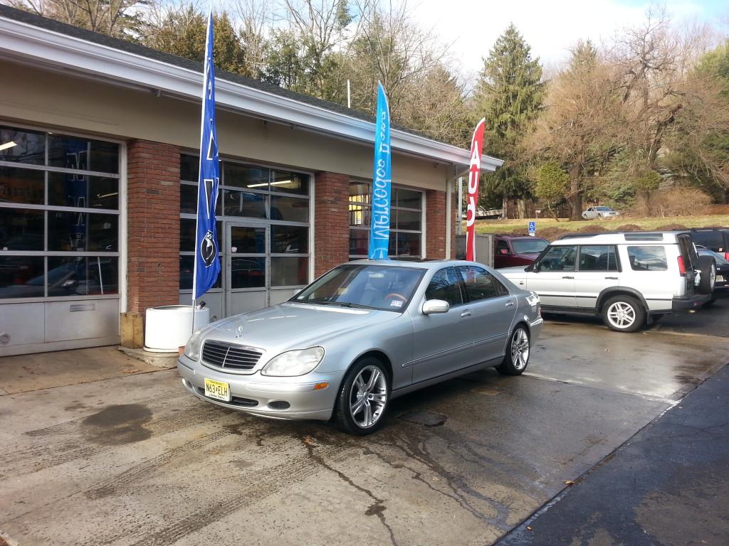 2001 mercedes benz s430 for sale europerformance llc for Mercedes benz for sale nj