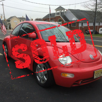 2000 Volkswagen Beetle For Sale
