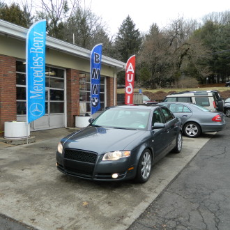 Gray 2006 Audi A4 2.0T For Sale