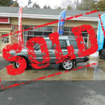 Green Land Rover SE - Sold